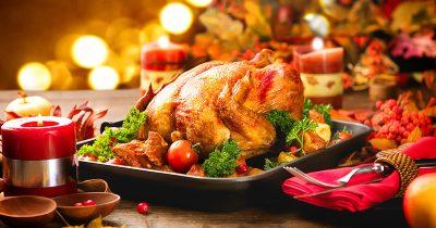 Healthy Christmas Dinner