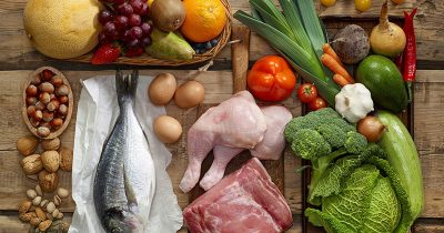 Paleo Diet Ingredients