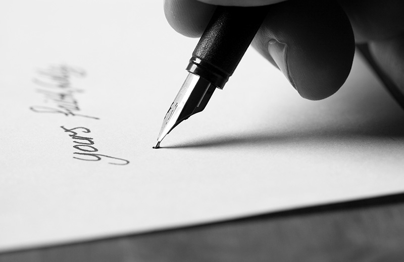 Letter Writing to Manage Mental Health - Part 1 - Centre of Excellence