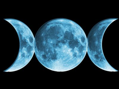 Phases of the Moon - An Important Part of the Wiccan Religion