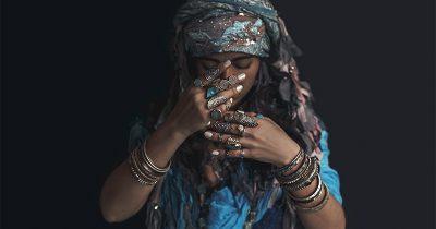 Shaman woman