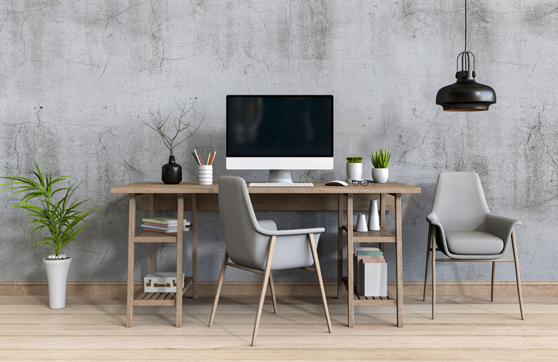 How to Interior Design Yourself the Perfect Home Office