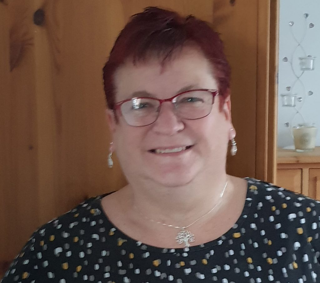 Carole Hearn says studying CBT for depression helped her overcome a breakdown.