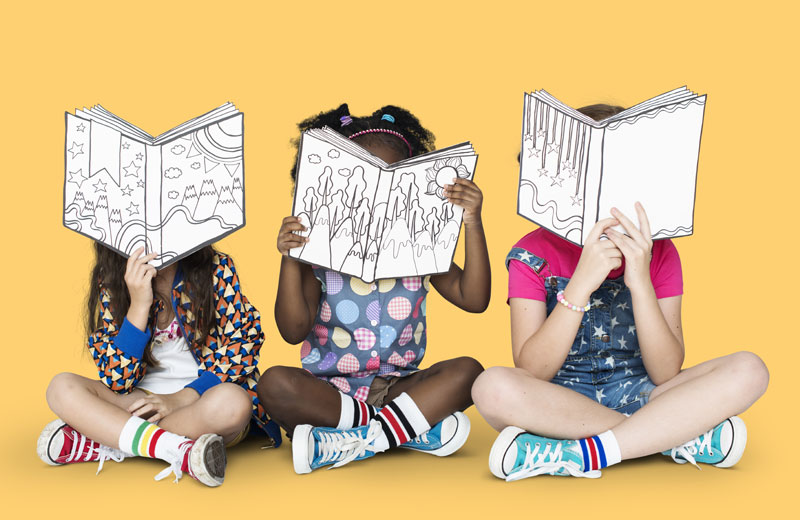 Writing Children's Books: Here's How I Published Two Books In One Year